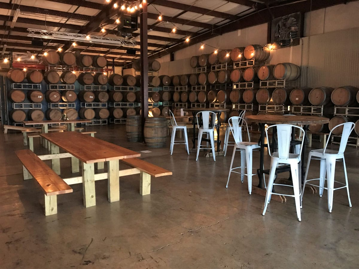 Resident Culture Barrel Room